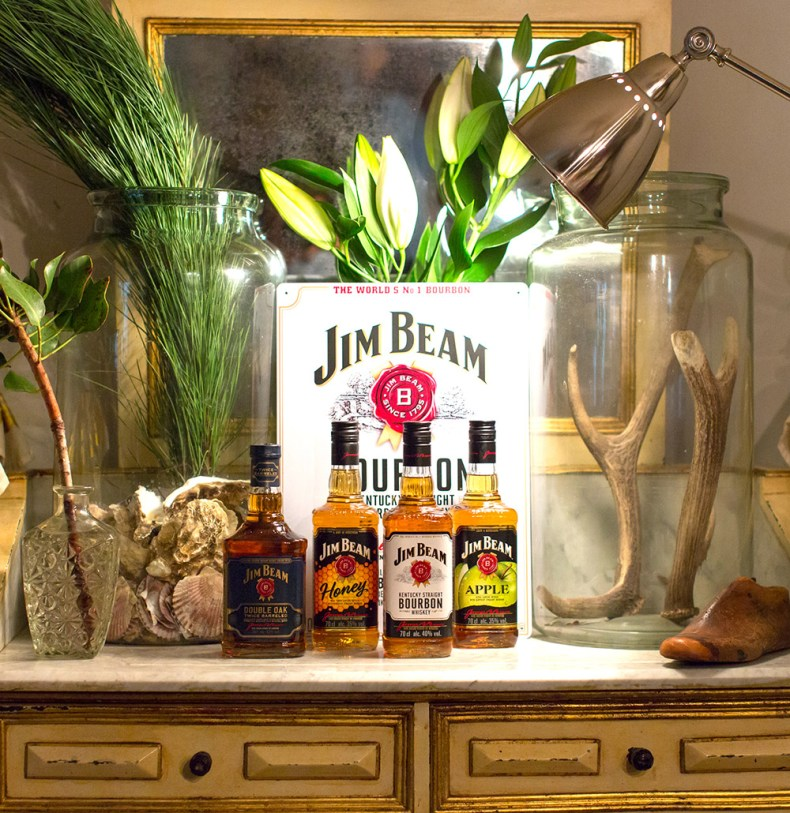 Jim Beam Thanksgiving