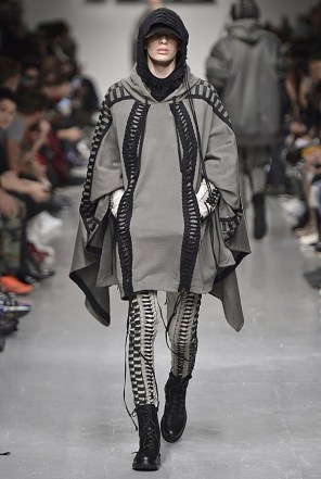 KTZ FW17 (London Fashion Week)