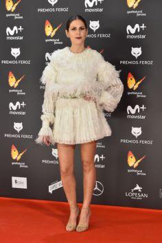 Bárbara Santa Cruz @ Premios Feroz 2017