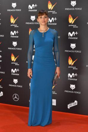 Leonor Watling @ Premios Feroz 2017