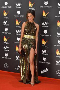 Macarena Gómez @ Premios Feroz 2017