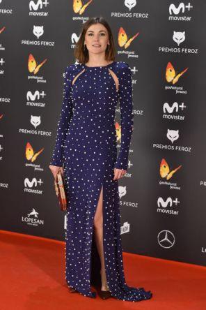 Marta Nieto @ Premios Feroz 2017
