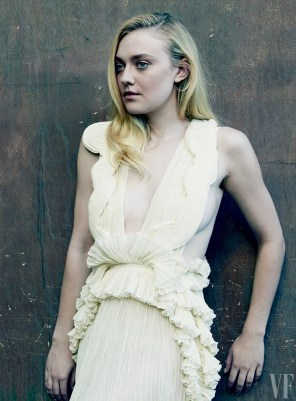 Dakota Fanning @ Vanity Fair