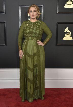 Adele @ Grammy 2017