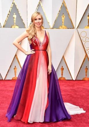 Allison Schroeder @Oscars 2017