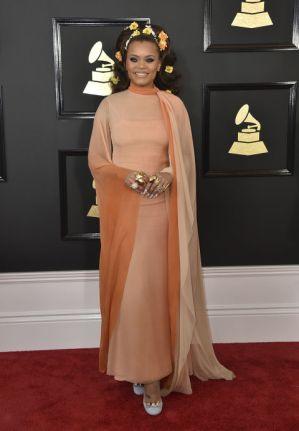 Andra Day @ Grammy 2017