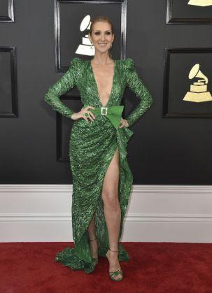 Celine Dion @ Grammy 2017