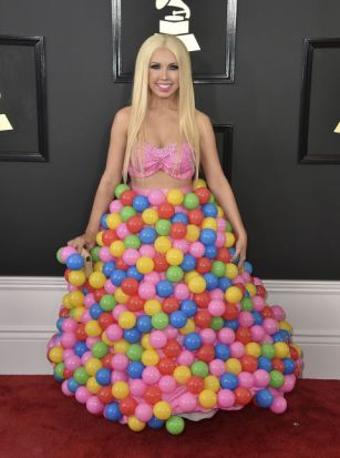 Girl Crush @ Grammy 2017