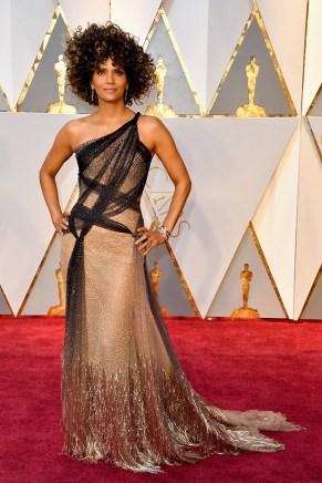 Hale Berry @Oscars 2017