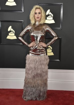 Katy Perry @ Grammy 2017