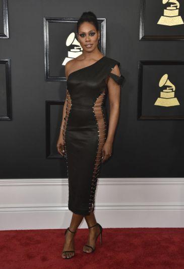 Laverne Cox @ Grammy 2017