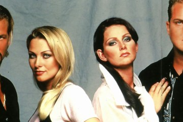 Ace of Base @ Love The 90s