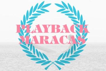 Playback Maracas