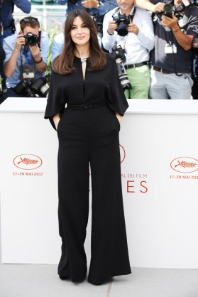 Monica Bellucci @ Cannes 2017