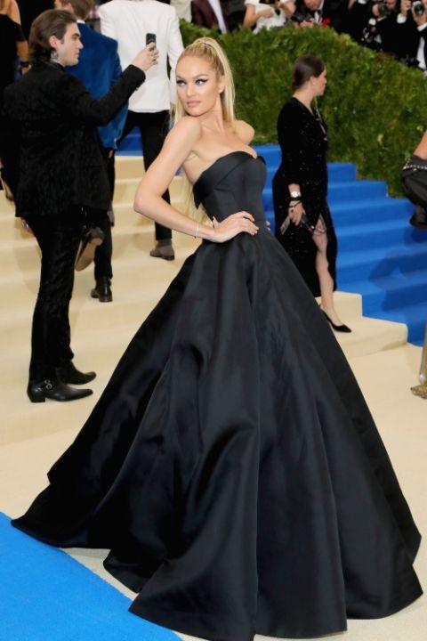 Candice Swanepoel @ Met Gala 2017