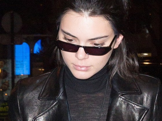 Kendall Jenner The Matrix