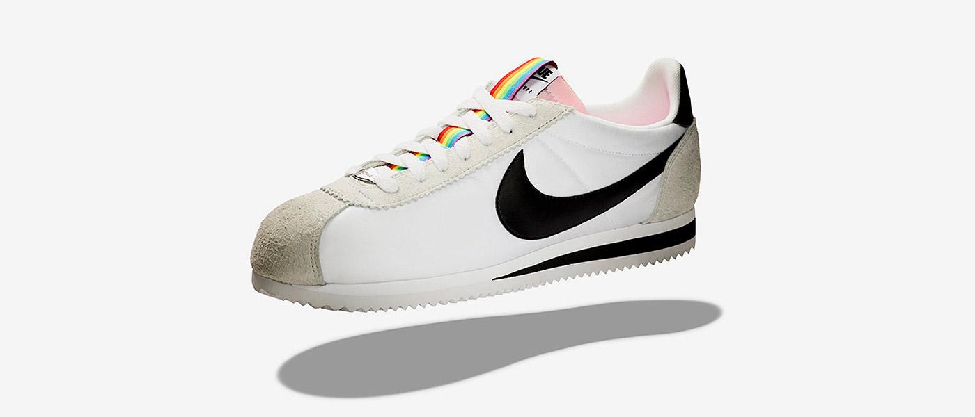 efef76eb9db8 Ya empiezan a llegar las colecciones del Orgullo LGTBIQ... y Nike se ...