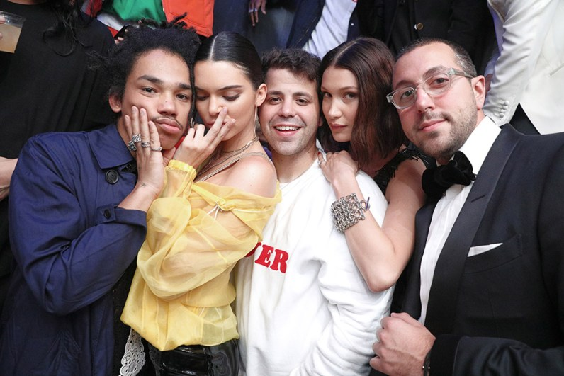 MET Gala 2017 after party by Rihanna