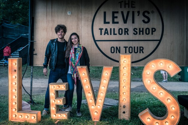 Tailor Shop on Tour de Levi's®