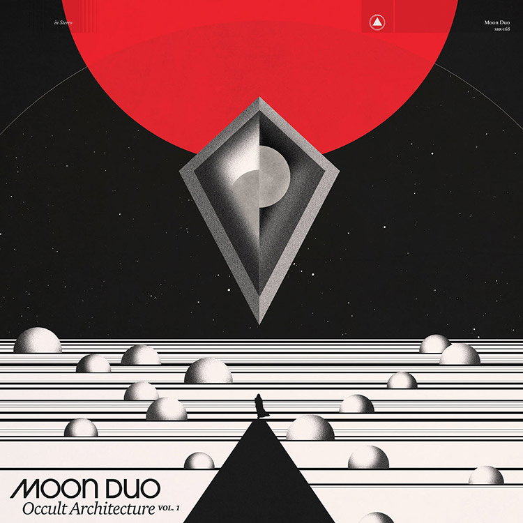 """Occult Architecture Vol. 1"" de Moon Duo"