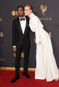 Aziz Ansari y Evan Rachel wood
