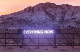 """Everything Now"", de Arcade Fire"