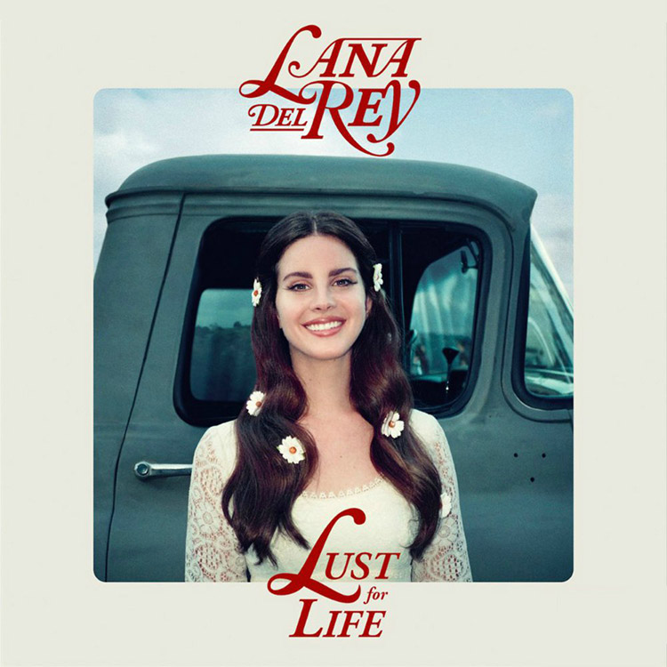 """Lust for Life"" de Lana del Rey"