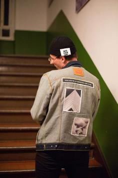 Levi's Trucker Type III @ Berlin