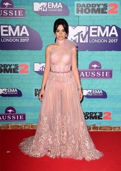 Camila Cabello @MTV EMA 2017