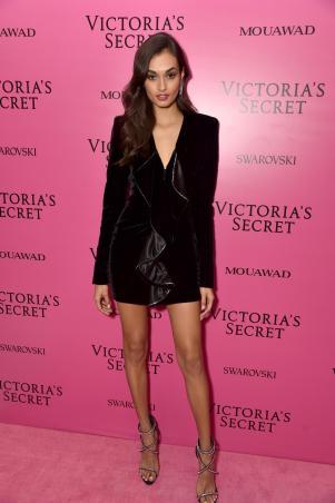 Gizele Oliveira @ Victoria's Secret Show 2017