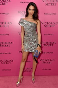 Karen Wazen @ Victoria's Secret Show 2017