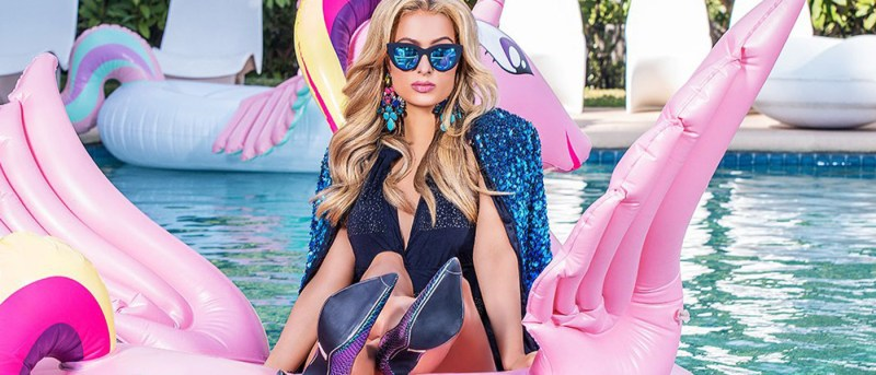 """Unicorn Mist"" de Paris Hilton"