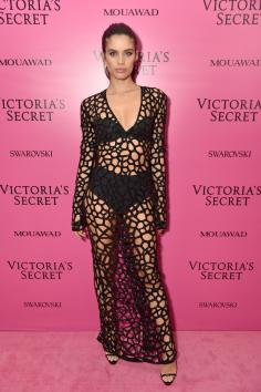Sara Sampaio @ Victoria's Secret Show 2017