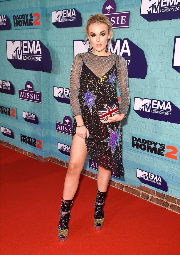 Tallia Storm @MTV EMA 2017