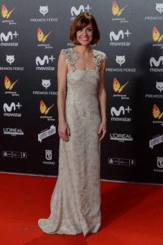 Alexandra Jiménez @ Premios Feroz 2018