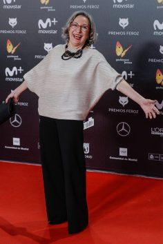 Luisa Gavasa @ Premios Feroz 2018