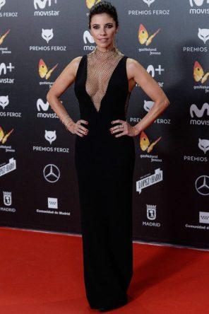 Maribel Verdú (de Stella McCartney) @ Premios Feroz 2018