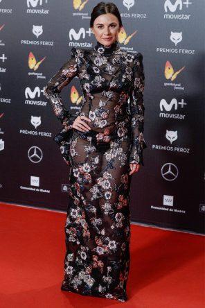 Miren Ibarguren @ Premios Feroz 2018