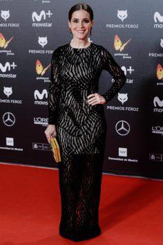 Nuria Gago @ Premios Feroz 2018
