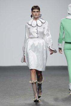 Maria Escoté @ Madrid Fashion Week 2018
