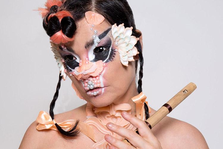 Björk @ Paredes de Coura 2017