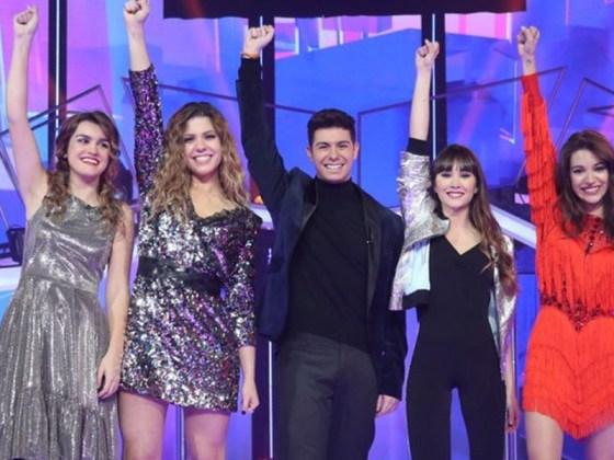 Operación Triunfo + Eurovision