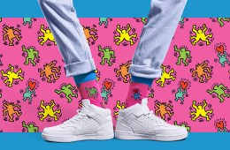 Happy Socks x Keith Haring