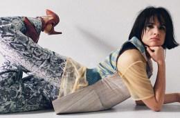 Juliette Lewis para Acne Studios
