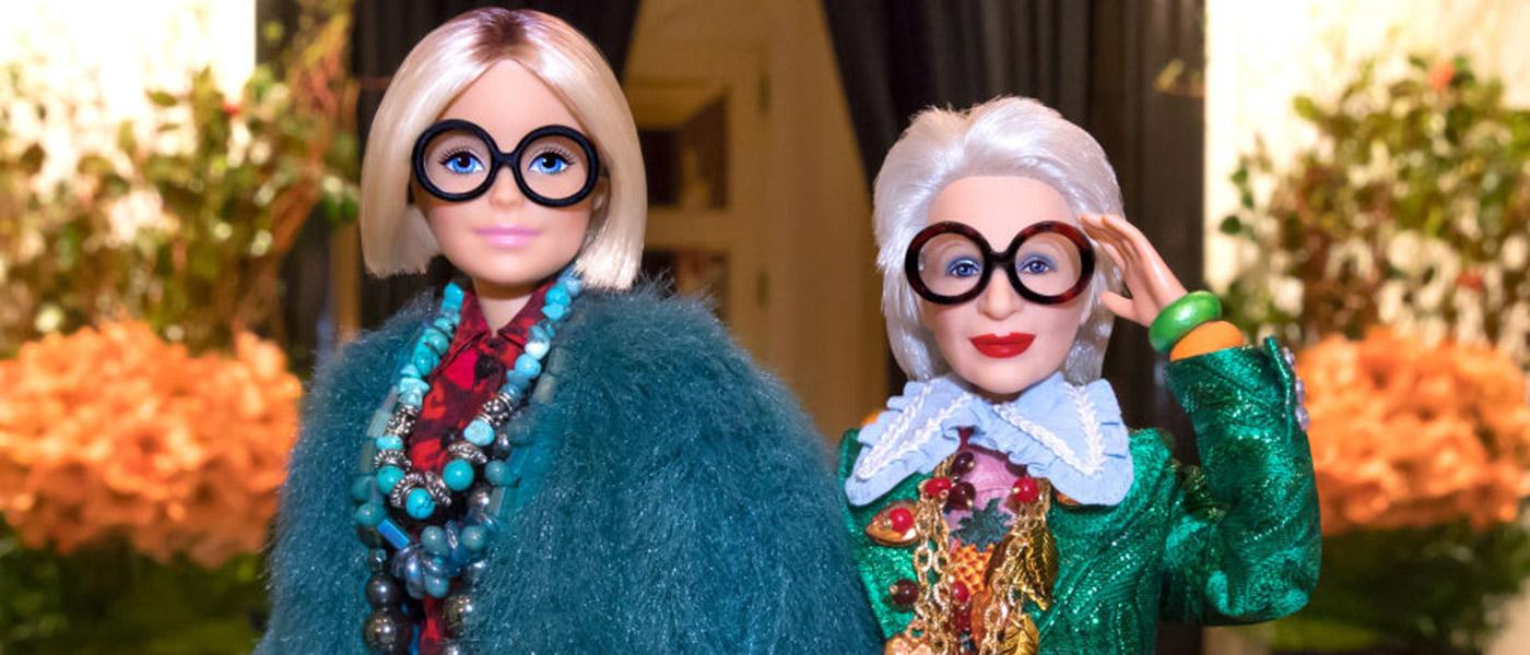 Barbie Iris Apfel