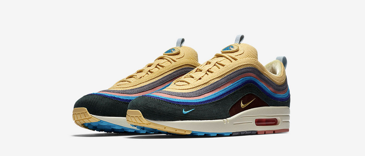 low priced ade21 b6dcc Nike Air Max 1 97 de Sean Wotherspoon