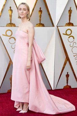 Saoirse Ronan (Calvin Klein by Appointment) @ Oscar 2018