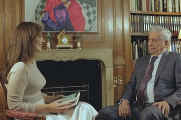 Tamara Falcó y Mario Vargas Llosa