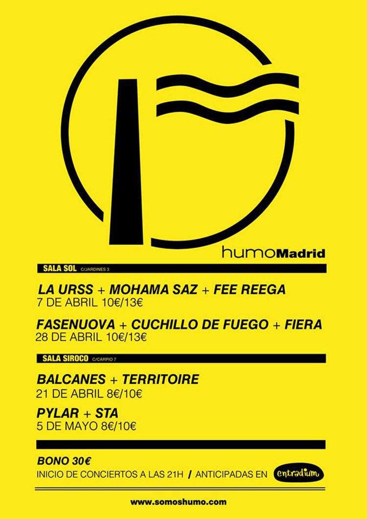 HUMO Madrid