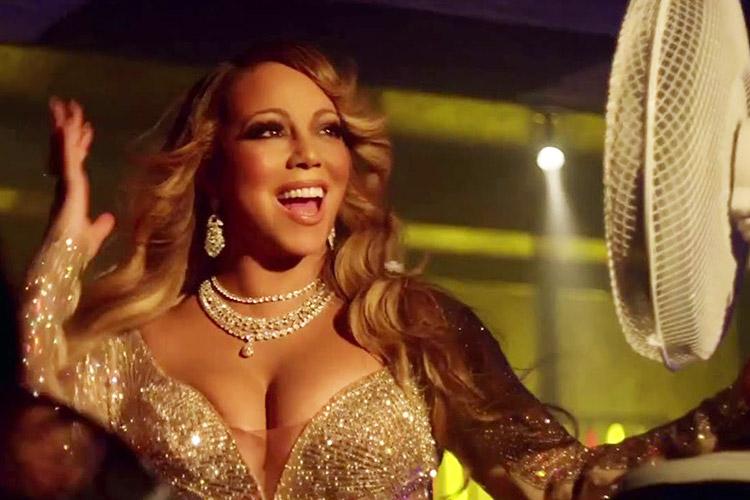 Mariah Carey @ Hostelworld